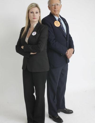 Nikki and Dick Heller