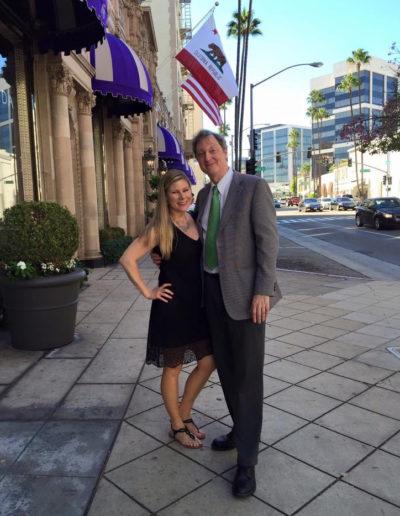 Nikki and John Lott